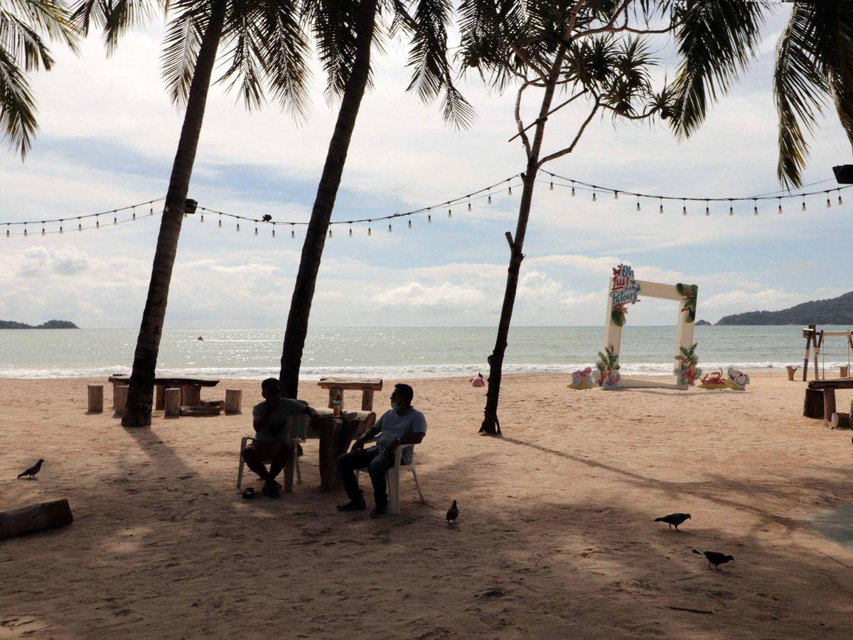 Foto: La isla tailandesa de Phuket. (L. G. J.)
