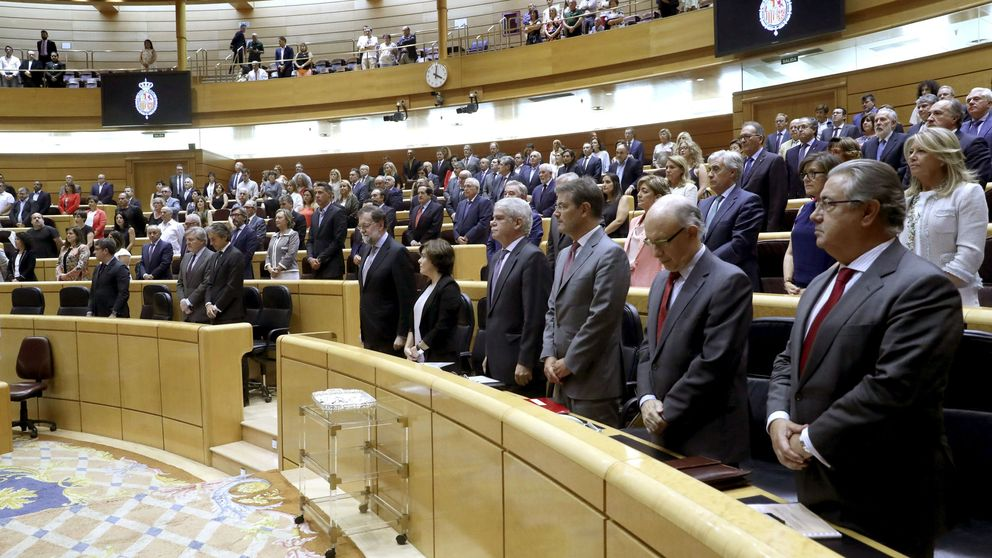 El Senado aprobará la intervención de la Generalitat aunque Puigdemont convoque elecciones
