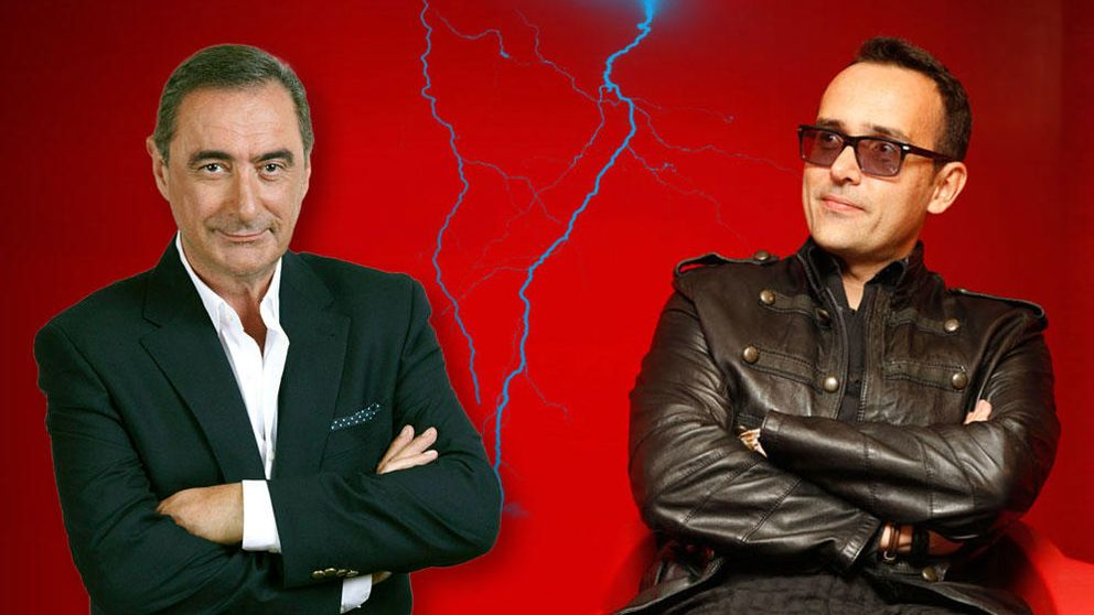 Risto Mejide lleva su guerra con Carlos Herrera hasta los Naranja y Limón