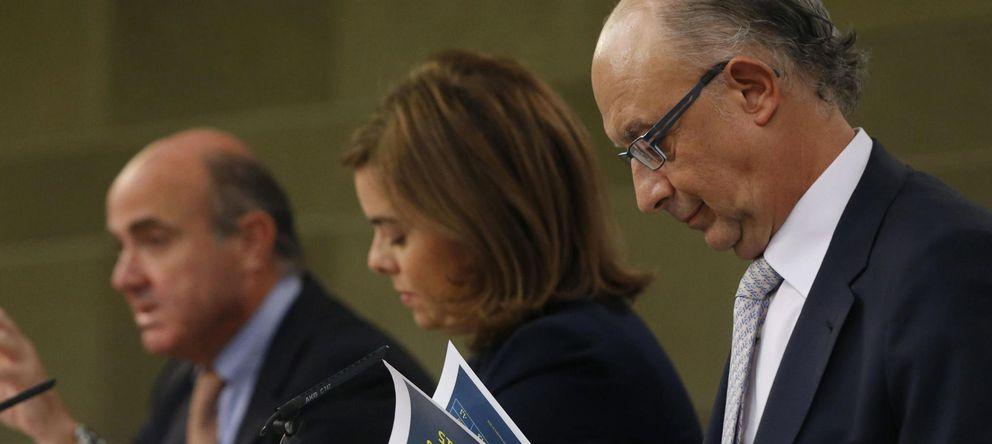 Foto: Luces y sombras de un presupuesto conservador