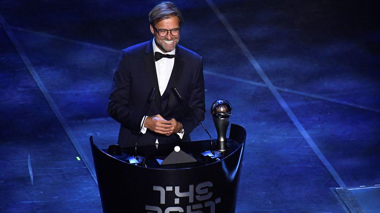 Foto: Jurgen Klopp, mejor entrenador en los premios 'The Best' de la FIFA (Reuters)