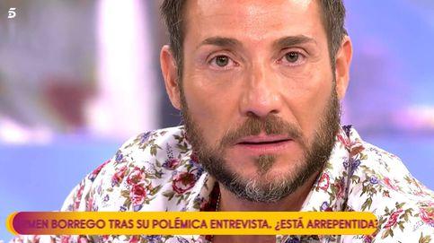 Antonio David estalla, fuera de sí, contra Carmen Borrego: ¡Vamos a la guerra!