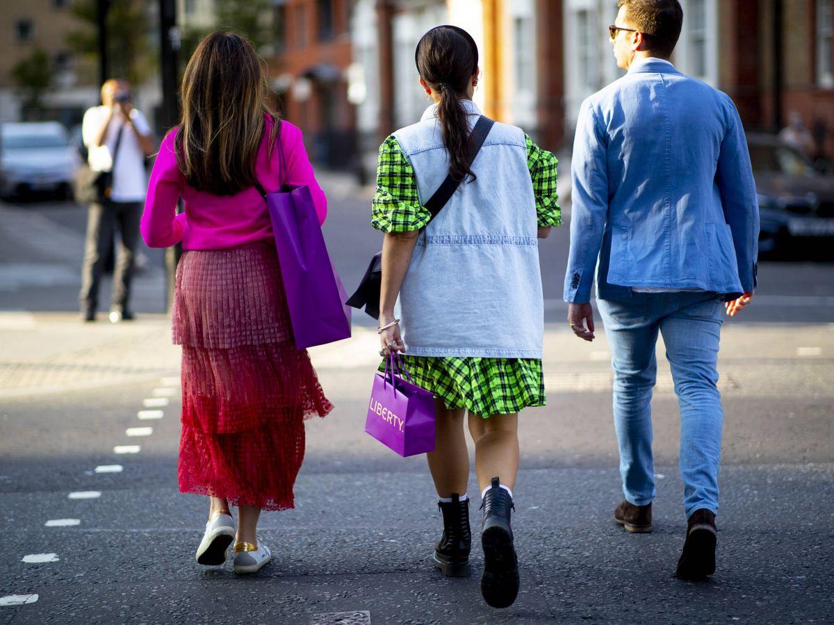 Foto: Cuatro corrientes para un verano a la moda. (Imaxtree)