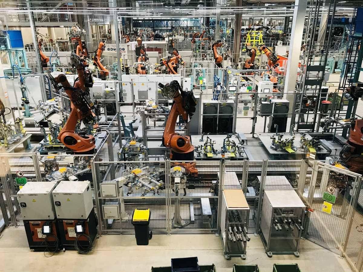 Foto: En la fábrica de Hambach se produce desde que se lanzó al mercado a principios de los noventa el Smart.