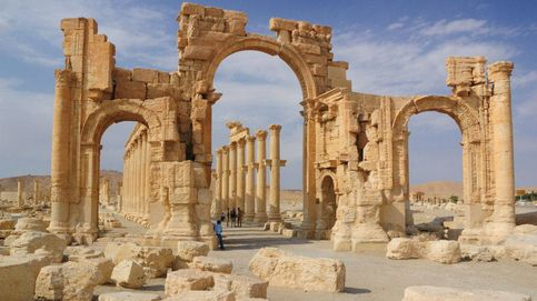 Antes y después: Siria se queda sin monumentos seis años después del inicio de la guerra