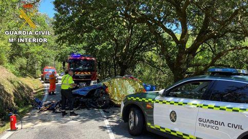 Dos muertos en un accidente de tráfico múltiple en el municipio de Bassella (Lérida)
