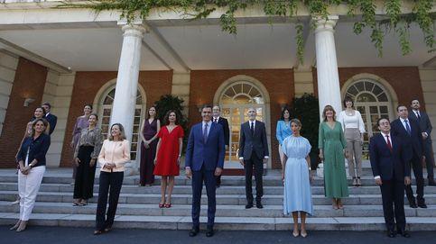 Arranca el primer Consejo de Ministros con la nueva composición de Gobierno de Sánchez