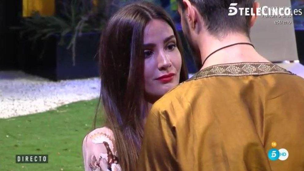 Aylén, novia de Marco, concursante oficial de 'GH VIP 5'