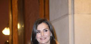 Post de Con este look la reina Letizia contesta a una pregunta de Vanitatis