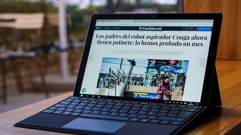 15 días con la Surface 6 Pro: la tablet que me hizo olvidar mi portátil (durante un rato)