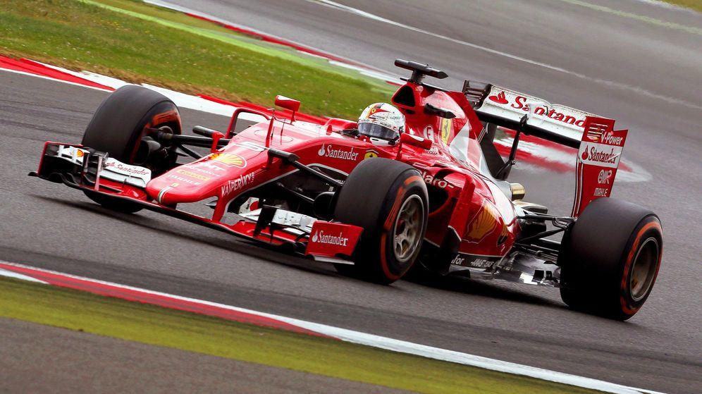 Foto: El piloto de Ferrari, Sebastian Vettel. (EFE)