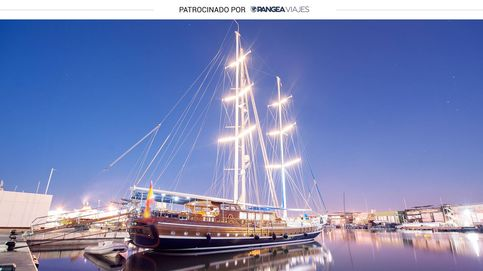 Crucero de lujo por las Islas Baleares del Mediterráneo en una goleta (casi) privada