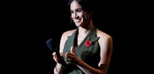 Post de Rojo pasión y verde esperanza: los colores de Meghan para finalizar su tour australiano