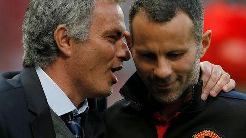 Giggs deja el United para seguir su carrera como técnico... lejos de Mou