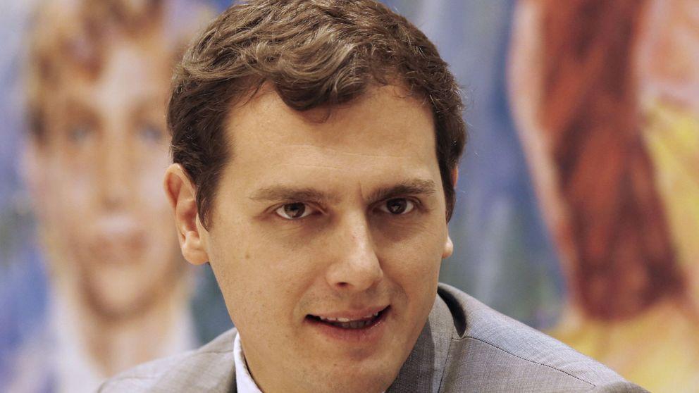 Rivera, contento por el debate a cuatro, lamenta que Rajoy no haya querido más