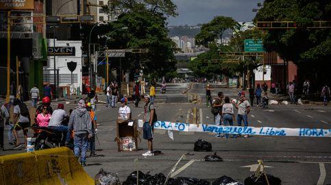 La resaca de la huelga general en Caracas