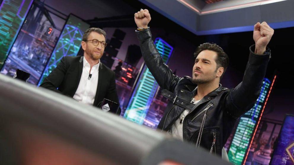 David Bustamante, tranquilo en 'El Hormiguero': No quiero sacar la estaca
