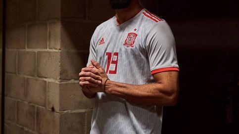 Así es la nueva segunda equipación de la selección española de fútbol