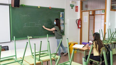 La nueva normalidad en los colegios: deben garantizar una distancia de al menos 1,5 m