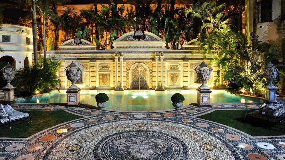 Foto: Imagen del hotel Villa Casa Casuarina de Miami que perteneció a Gianni Versace.