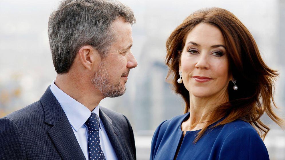 Foto: Federico y Mary de Dinamarca. (Reuters)