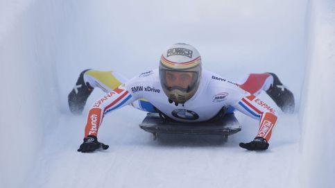 Copa del mundo de skeleton en St. Moritz