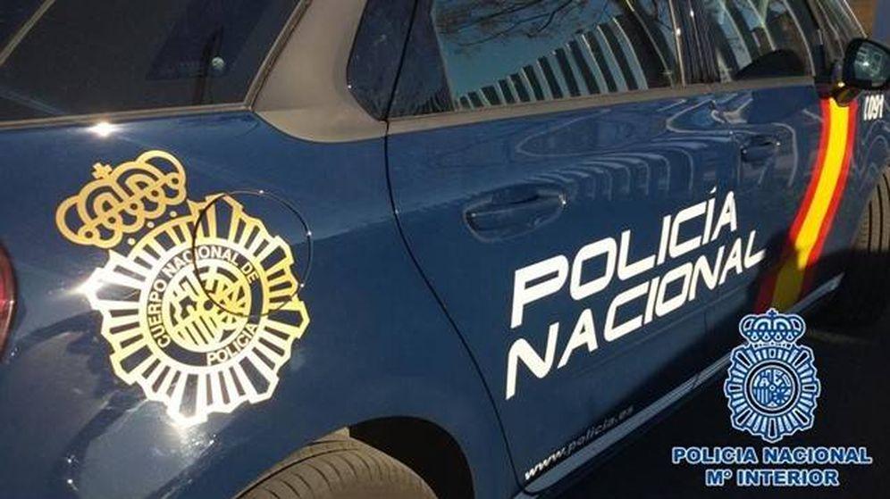 Foto: Coche de la Policía Nacional (Archivo)