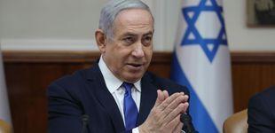 Post de El 'premier' israelí Netanyahu, oficialmente imputado por tres casos de corrupción