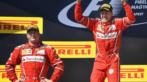 Sebastian Vettel seguirá en Ferrari tres temporadas más