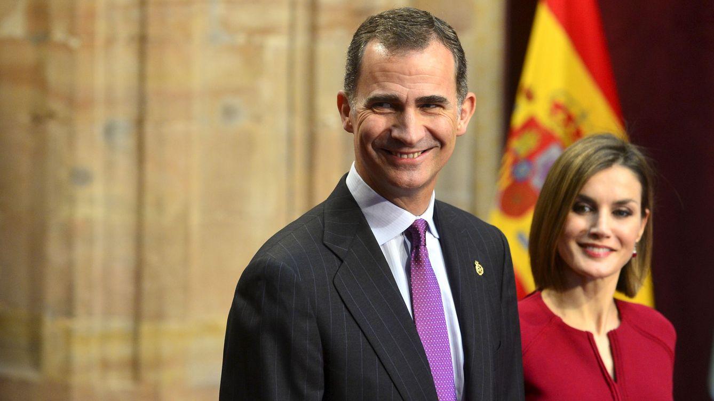 Foto: Don Felipe y Doña Letizia, muy sonrientes en una imagen de archivo (Reuters)