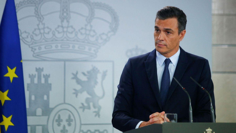 El presidente del Gobierno en funciones, Pedro Sánchez. (Reuters)