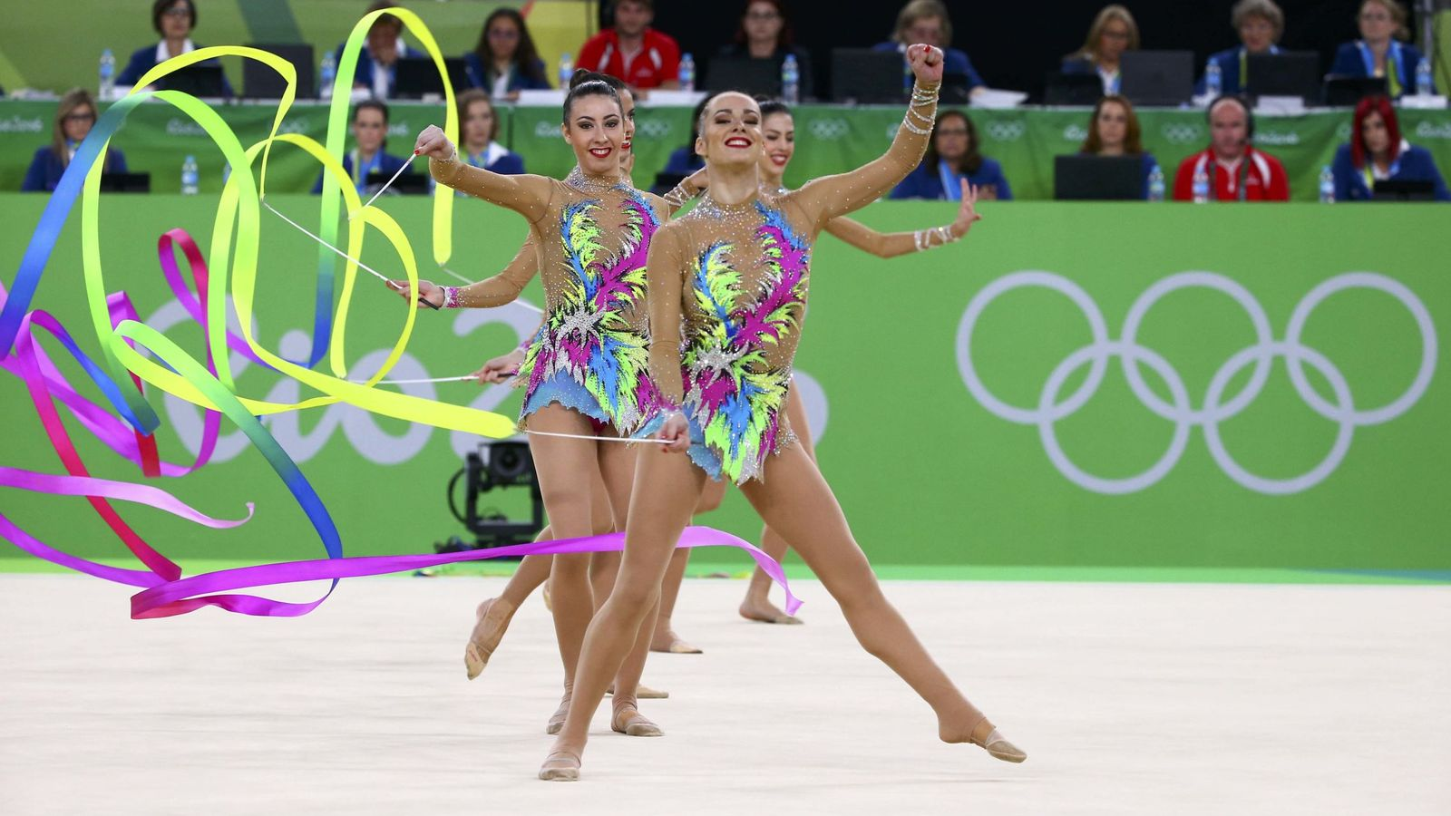 Directo sigue en directo los juegos ol mpicos de r o 2016 for Deportes de gimnasia