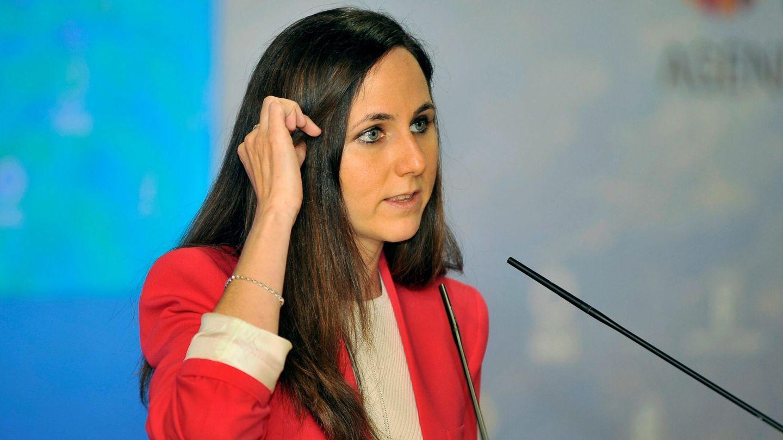 La ministra de Derechos Sociales y Agenda 2030, Ione Belarra. (EFE)
