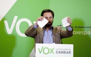 El (convulso) primer año de Vox:  en busca de los 100 diputados