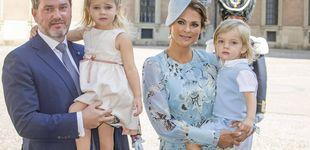 Post de Magdalena de Suecia y Chris O'Neill dan la bienvenida a su tercer hijo