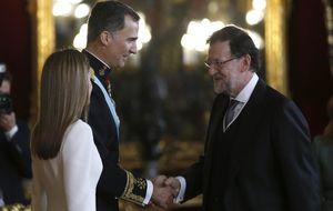 PP, PSOE, UPyD y hasta Durán cierran filas con el nuevo monarca