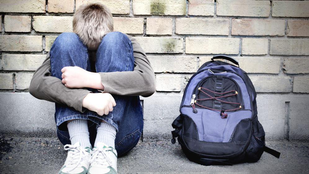 Foto: La media del acoso está en los 10,9 años, según Fundación ANAR (iStock)