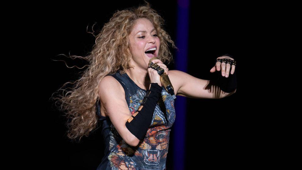 El símbolo nazi que se ha colado en la gira de conciertos de Shakira