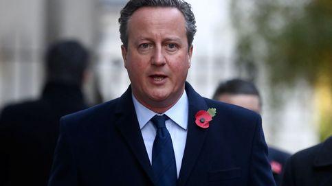 Londres encarga una investigación sobre Greensill y el ex primer ministro Cameron