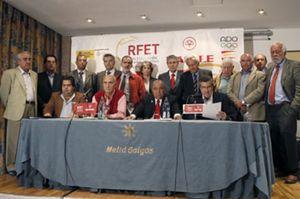 """Presidentes de las federaciones territoriales de tenis piden que se convoquen a elecciones """"de forma inmediata"""""""