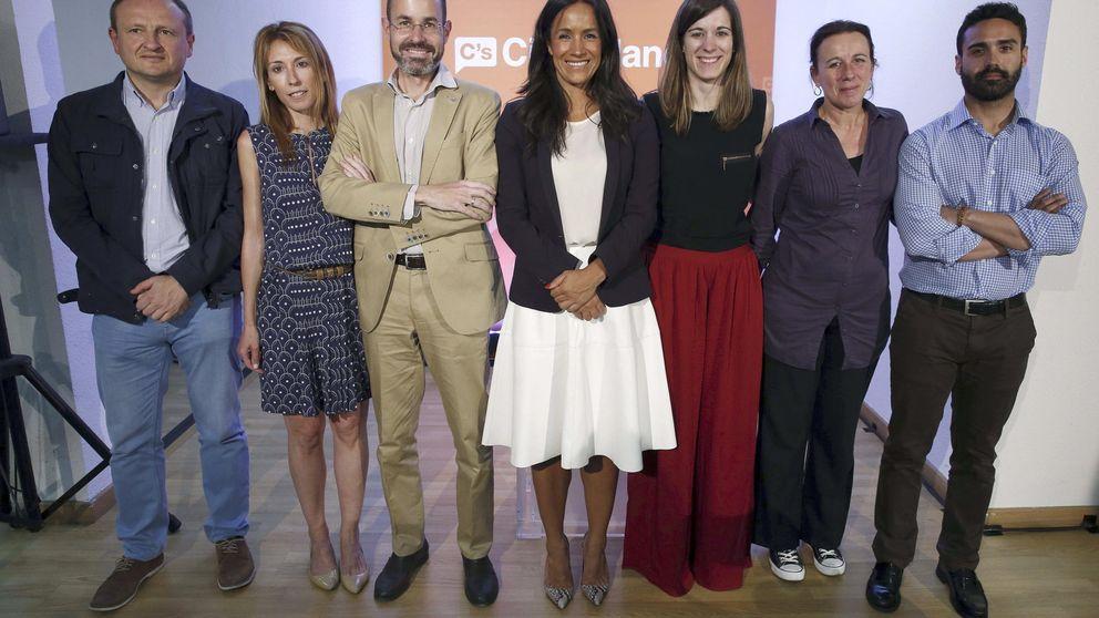 Abogados, médicos... y ex UPyD: los otros 'Cs' de Villacís y Aguado en Madrid