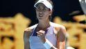 Muguruza consigue sus primeras semifinales en el Open de Australia