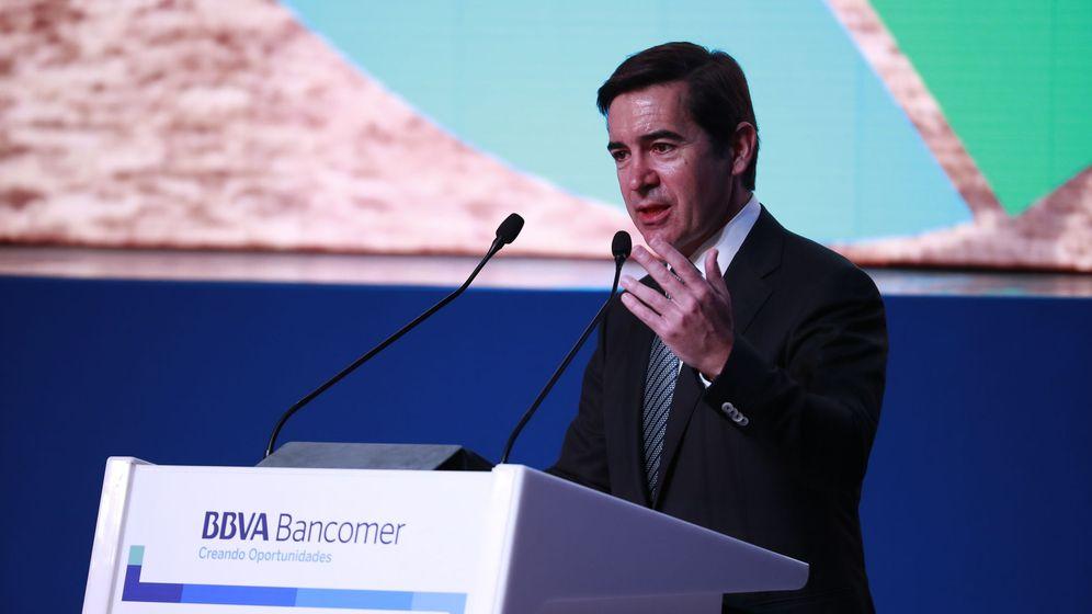 Foto: Carlos Torres, consejero delegado de BBVA. (EFE)