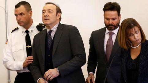 Kevin Spacey se libra de los cargos de abusos en Los Ángeles al morir el denunciante