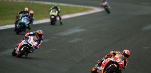 Post de La carrera más loca de MotoGP acaba con Marc Márquez sancionado tres veces