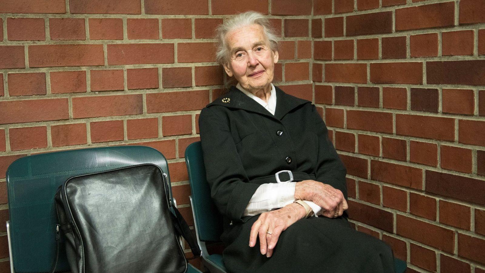 Foto: Ursula Haverbeck, la 'abuela nazi', condenada a prisión | EFE