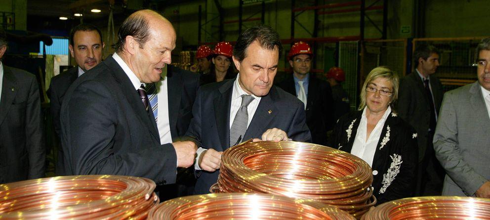 El tesoro oculto de las familias Fisas y Guixà: de oro gracias al cobre