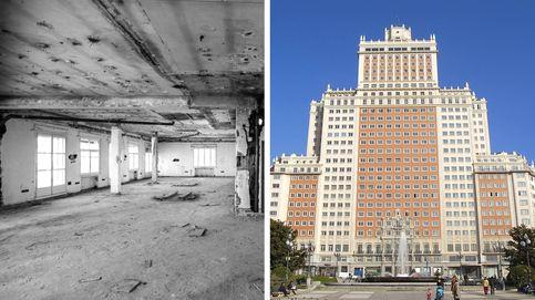 Vida, muerte y resurrección del Edificio España