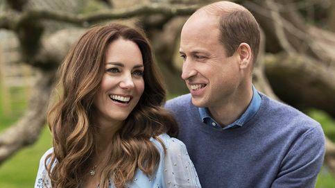 Las fotos oficiales con las que Guillermo y Kate celebran sus diez años de matrimonio