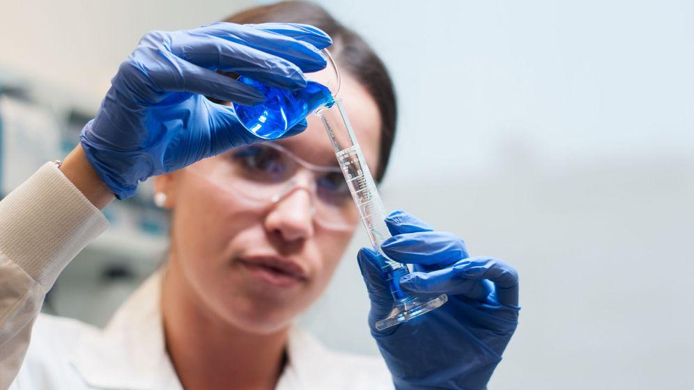 Foto: Biotecnología (Efe)